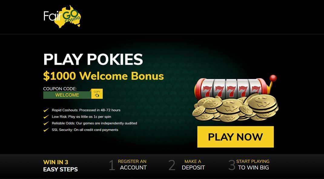 Fair Go Online Casino review