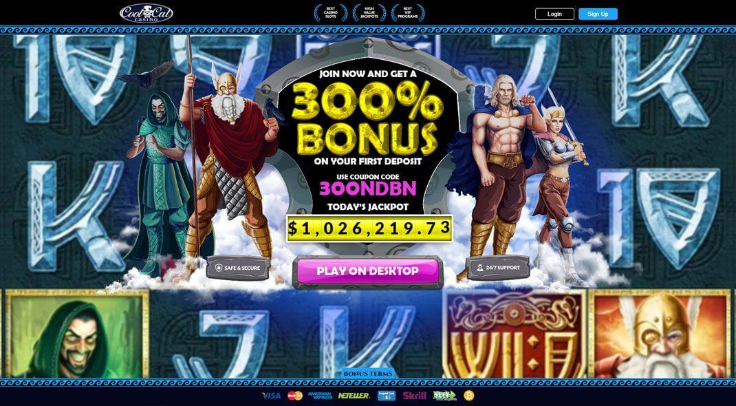 Coolcat Online Casino review