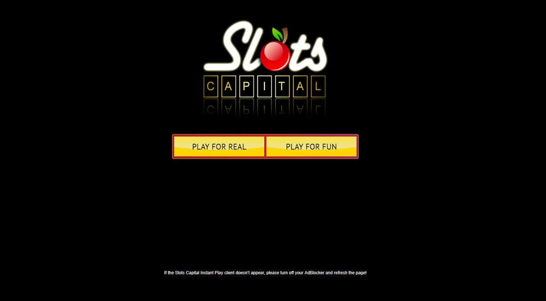 Slots Capital Online Casino review