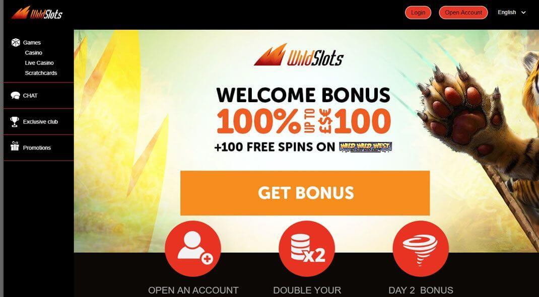 WildSlots Casino Review