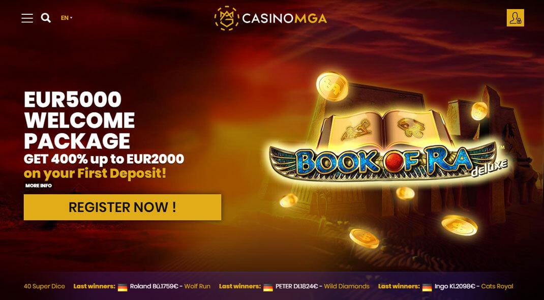 UK Online Casino MGA review