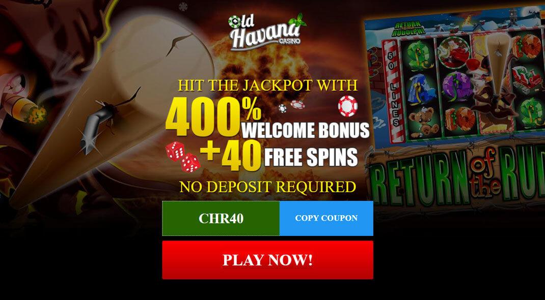 Old Havana Online Casino review