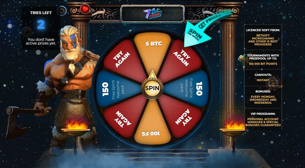 7Bit Online Casino review