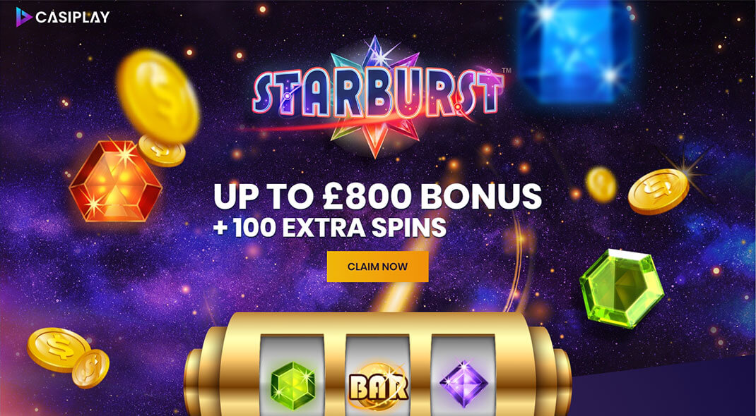 Casiplay UK Online Casino review