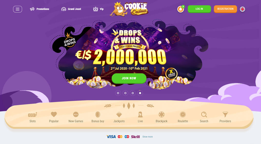 Cookie Online Casino Canada review